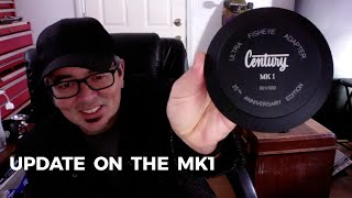 Century Optics on the Future of the MK1 - Pocket Call