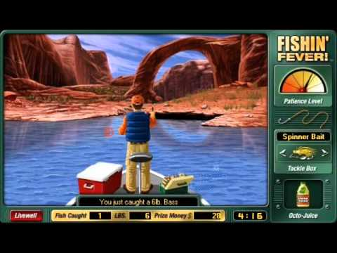Fishing Fiver Games