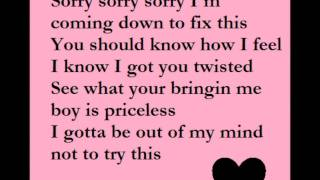 Alexis Jordan - Happiness lyrics