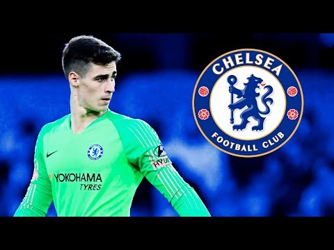 Kepa Arrizabalaga 2018/19 ► BEST SAVES SHOW & AMAZING PASSES  - FC Chelsea - HD