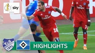 TuS Erndtebrück - Hamburger SV 3:5 | Highlights - DFB-Pokal 2018/19 - 1. Runde