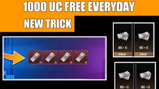 pUBG MOBILE FREE UC TRICK | HOW TO GET FREE UC IN PUBG MOBILE|