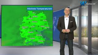 Auch am nächsten Wochenende sonnig und mild (Mod.: Frank Böttcher)