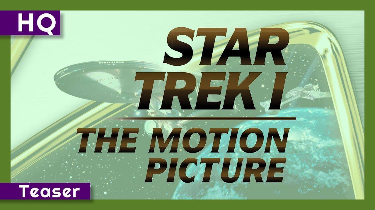 Star Trek: The Motion Picture (1979) Teaser