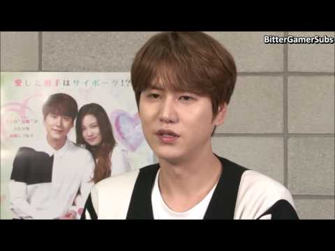 [ENG SUB] Oricon Style 'A Cyborg In Love' Interview