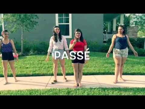 Dance Terminology..ish