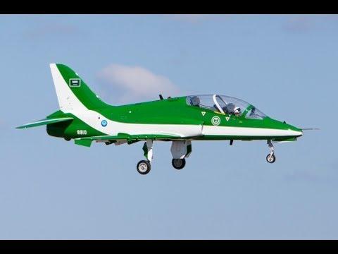 Saudi Hawk RC Jet Plane - HD