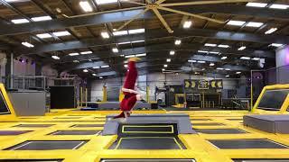 Go Air Trampoline Park (Cardiff) Christmas Advert 2017