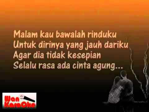 Ombak Rindu - Karaoke.flv