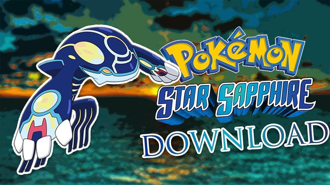 Pokemon Star Sapphire 3DS Download (For Citra Emulator)