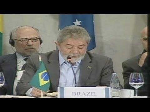L'ex-président brésilien Lula atteint d'un cancer