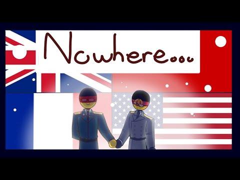 "(Flipaclip) Nowhere // AMV/Original ""meme""(??) (Countryhumans)"