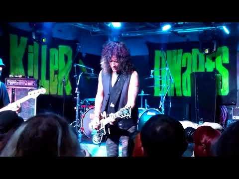 KiLLeR DWaRfS - Burn It Down LIVE @ The Rockpile Toronto Oct. 7/17