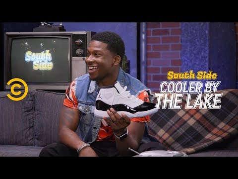 How Far a Sneakerhead Will Go for Shoes - Cooler by the Lake - South Side Aftershow
