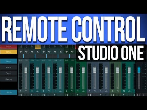 Studio One Remote Control | 2017 Review Español