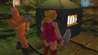 Awful Playstation Games: Excalibur 2555 A.D. Review