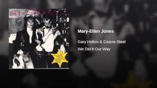 Mary-Ellen Jones