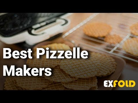 best-pizzelle-makers:-complete-list-with-features-&-details---2019