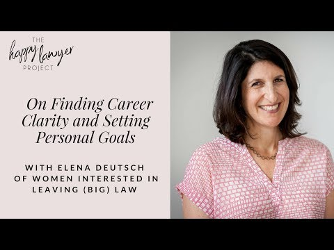 HLP049 - On Finding Career Clarity and Setting Personal Goals with Elena Deutsche of Women...