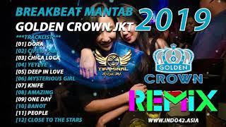 BREAKBEAT MANTAB GOLDEN CROWN JAKARTA 2019 !!!