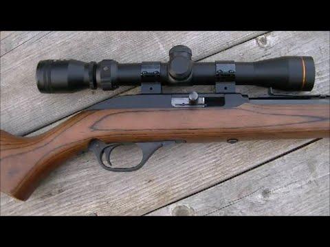 marlin model 60 22 semi auto rifle youtube. Black Bedroom Furniture Sets. Home Design Ideas