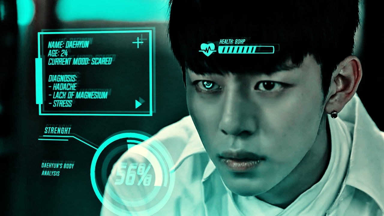 ENG SUB 130912 BTS V says he is Daehyun and Baekhyuns love child son vlog