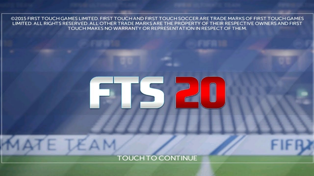 FTS 2020 Android Offline 350MB Best Graphics New Kits 2020