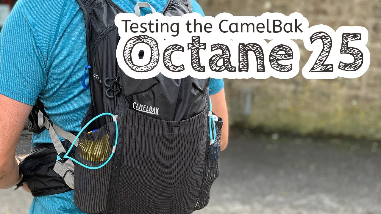 video CamelBak Octane 25 with CRUX 2L Hydration