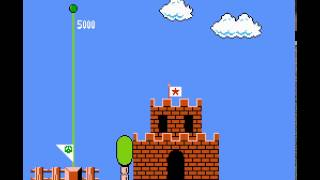 NES/Famicom Game: Super Mario Bros [Japan] (1985 Nintendo)