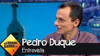 """Pedro Duque en El Hormiguero 3.0: """"Hay que luchar por lo que uno sueña y desea"""""""