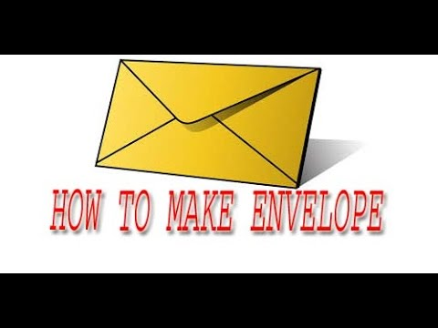 how to make red envelope