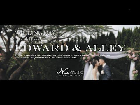 [婚禮錄影] 青青風車 Edward & Alley 結婚/證婚/宴客