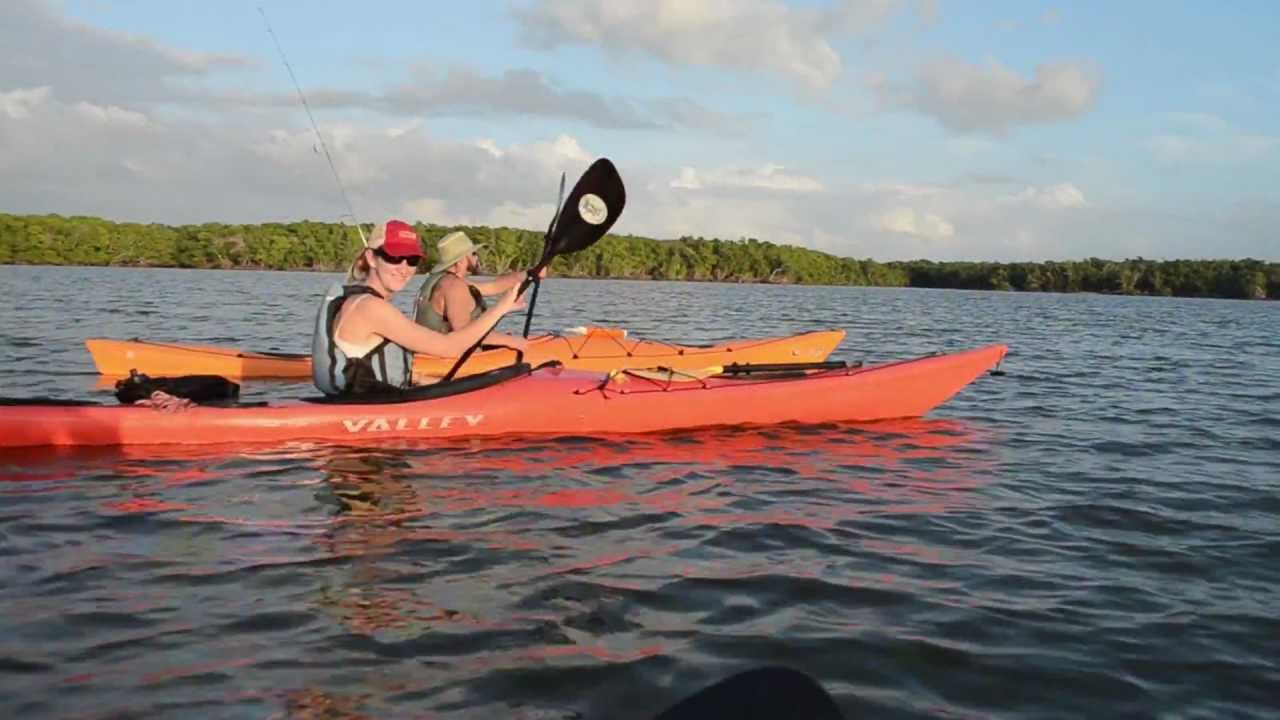 Florida Kayak Fishing & Camping - Ten Thousands Islands, Everglades City - YouTube