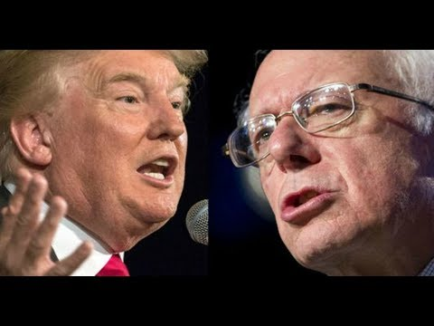 2020 Poll Shows Bernie Sanders Would Destroy Trump