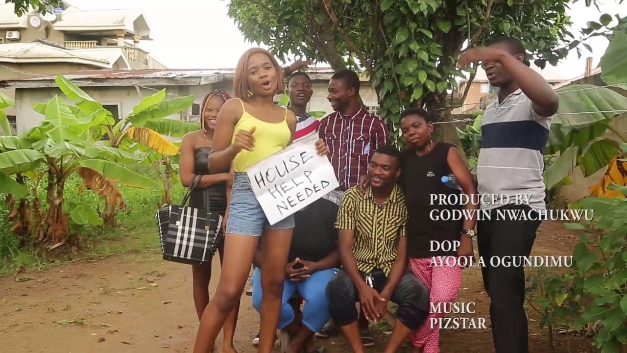 SEXY HOUSE HELP (SCHOOL2 COMEDY) (Nigerian Comedy)
