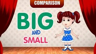 Learn Big and Small with Dipisha
