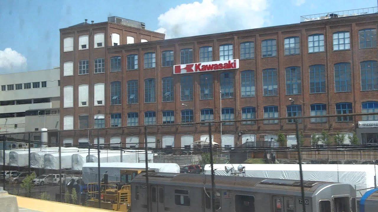Kawasaki Factory Yonkers