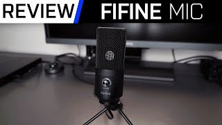 BEST Budget USB Microphone!?   FIFINE Honest Review