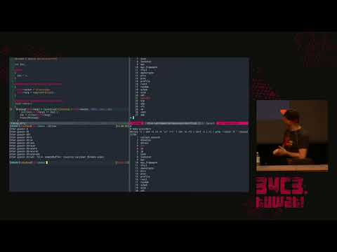 34C3 -  May contain DTraces of FreeBSD
