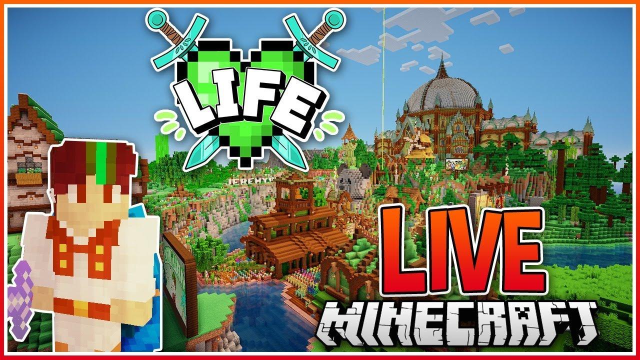 Base Building & Terraforming | X Life Live
