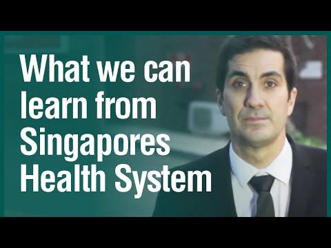 Lessons from Singapore in Health