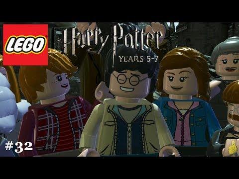 Harry findet einen GEHEIMEN Ort... | LEGO Harry Potter 5-7 #32