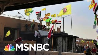 Rocket Strikes Land In Baghdad, No Injuries Reported | MSNBC