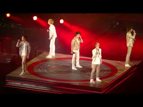 20110716 SHINee 1st concert in Taipei - Obsession 2/13