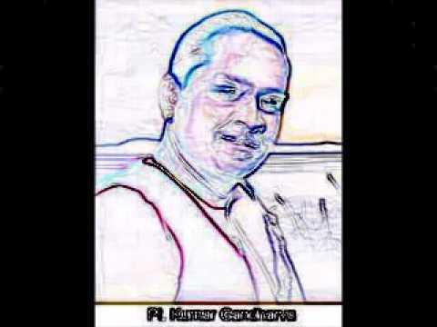 Pandit Kumar Gandharva sings Raga Bhoopali.