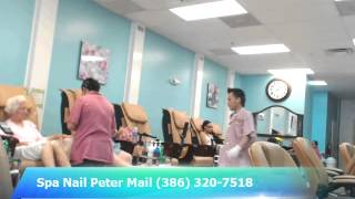 Spa Nail Nail salon Deltonal Live web cam TEXT/CALL 386-218-4946