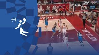 Испания Словения Баскетбол муж Групповой турнир Олимпиада 2020 Обзор матча