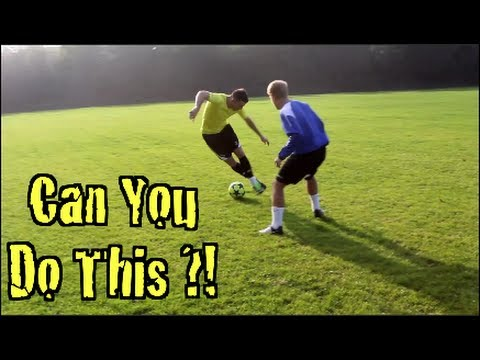 Learn FOUR Amazing Football Skills!  CAN YOU DO THIS!? Part 1 | F2Freestylers