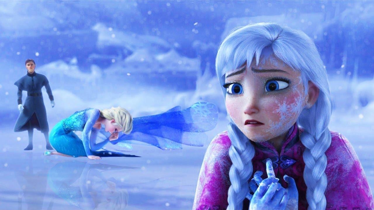 Холодное сердце эльза в снегу фото