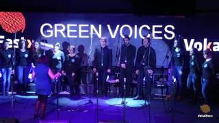 Green Voices - Bohemian Rhapsody - VokalFest 2013